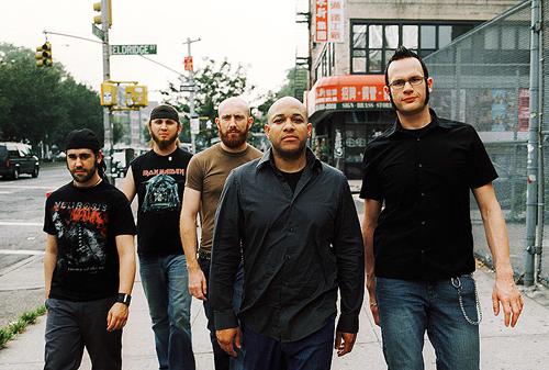 Killswitch Engage Thrashes Onto Rock Band