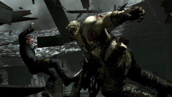 Resident Evil 6 getting free 'title updates' from Capcom this mid-December