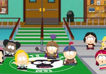 South Park: The Stick of Truth has sexual material and nude says ESRB
