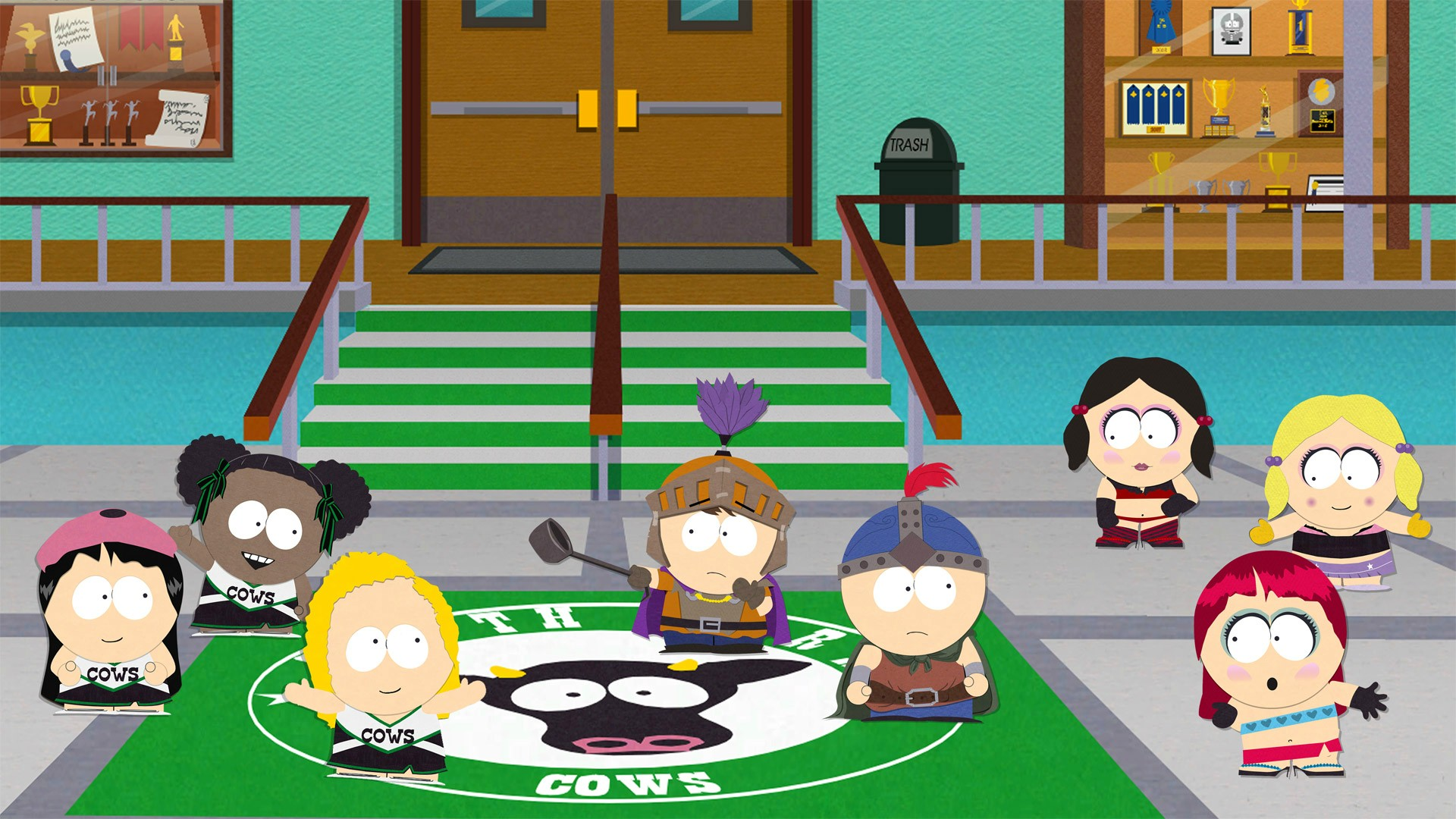 South Park The Stick Of Truth Has Sexual Material And Mature