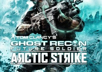 Ghost Recon Future Soldier Arctic Strike DLC Now Available
