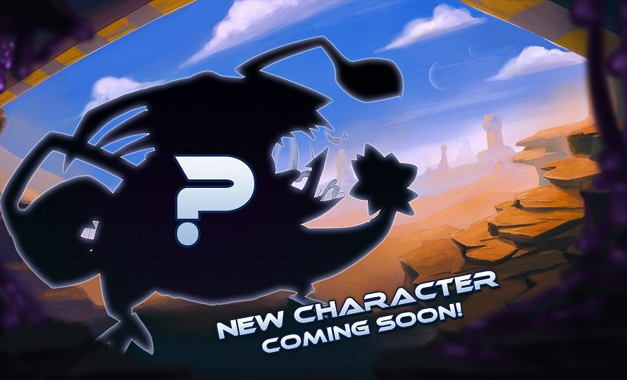 New Awesomenauts DLC Character Teased