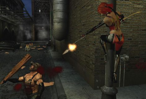 Bloodrayne 2 (PS2) Coming to PSN this Tuesday