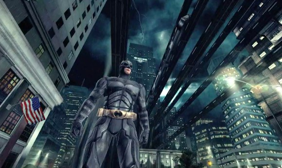 The Dark Knight Rises Video Game Coming July 20th