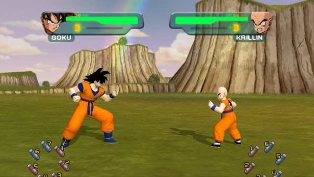 Dragon Ball Z Budokai HD Collection Coming to North America this Winter
