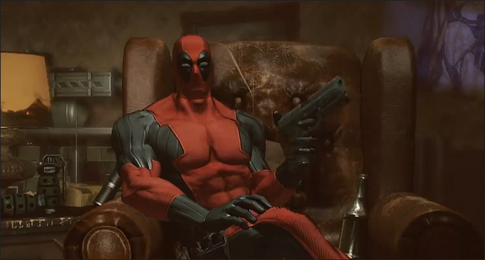 Deadpool Game Coming 'Summer 2013′
