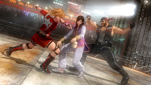 Team Ninja Talks About Dead or Alive 5's Tag Mode