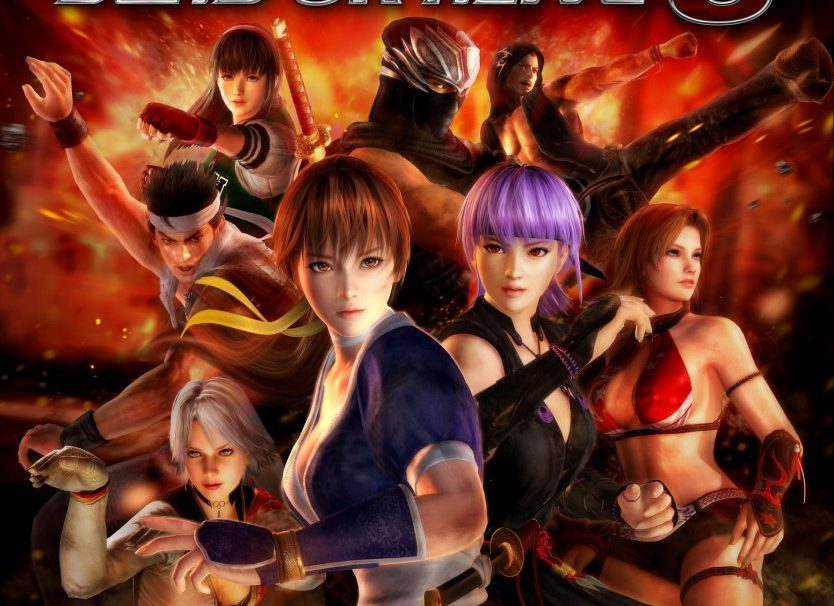 Dead or Alive 5 Box Art Revealed