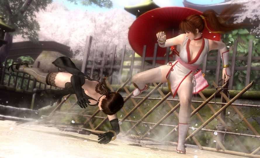 Two New Dead or Alive 5 Screenshots Released