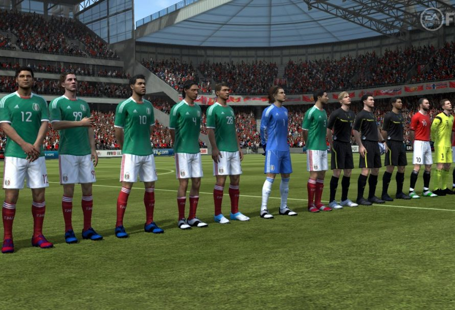 Brand New FIFA 13 Screenshots Released