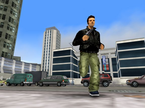 Grand Theft Auto III finally coming to PSN this week