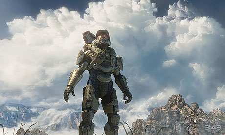 Halo 4 Will Require a Hard Drive for Optimized Gameplay