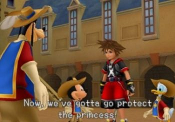 Get Kingdom Hearts HD 1.5 at a very low price