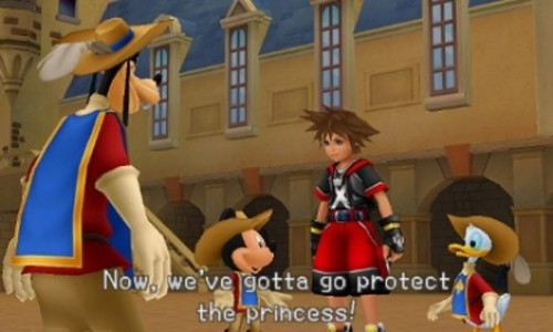 Kingdom Hearts HD 1.5 Remix E3 2013 Trailer