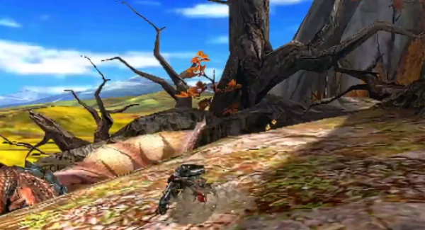 Some More Monster Hunter 4 Details