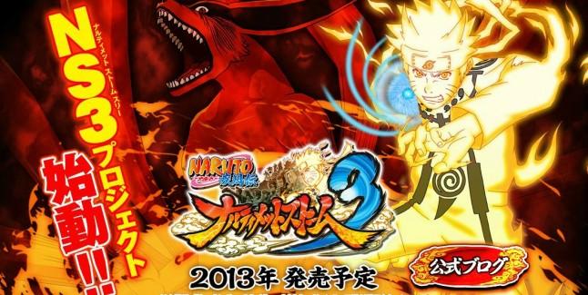 Naruto Shippuden: Ultimate Ninja Storm 3 Gets a Trailer