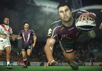 New Rugby League Live 2 Screenshots