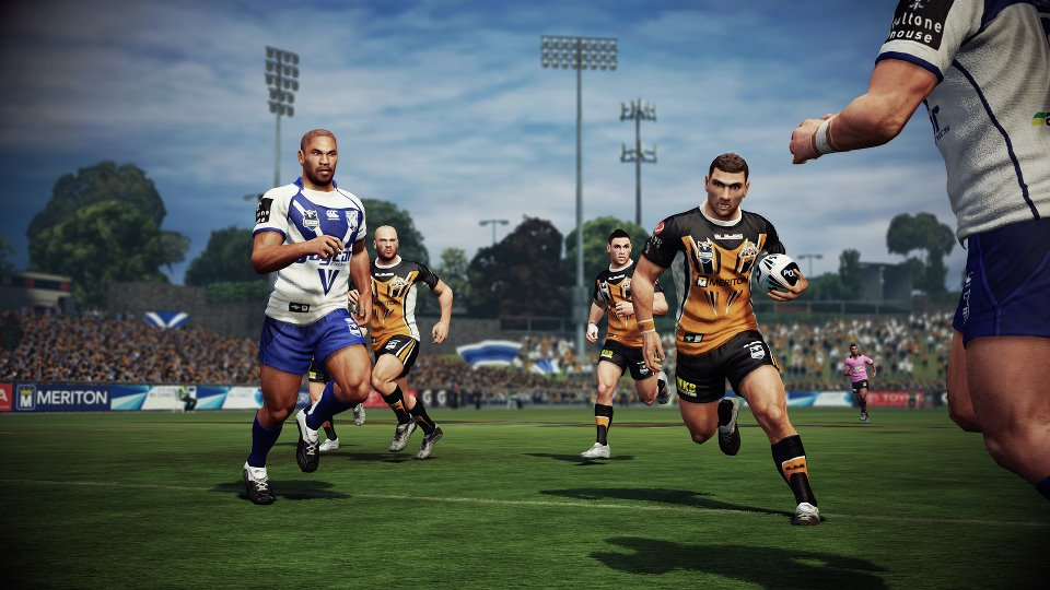 New Rugby League Live 2 Screenshots