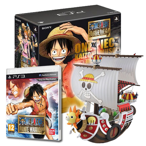 One Piece: Pirate Warriors is Getting a Collectors Edition in Europe