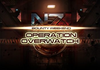 Mass Effect 3: Operation Overwatch Starts this Weekend