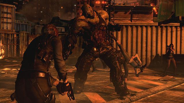New Resident Evil 6 Trailer Revealed