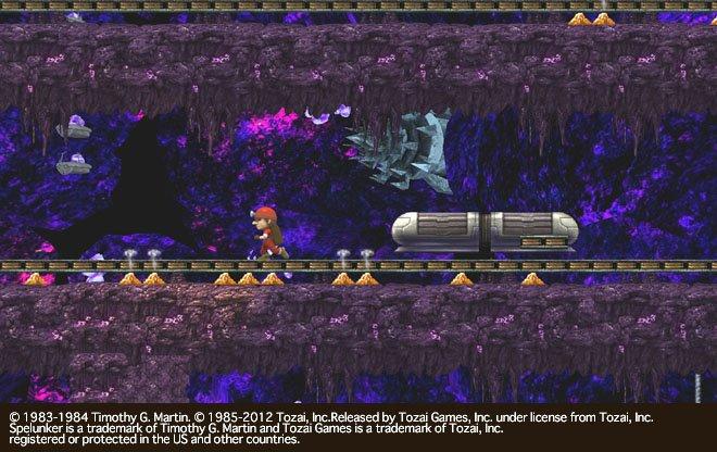 Spelunker EX 8 Hands On Gameplay