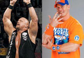 John Cena vs. Stone Cold Steve Austin In WWE '13
