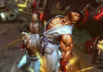 Only First Run Copies of Street Fighter X Tekken Vita Includes DLC