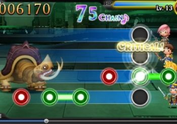 First Theatrhythm Final Fantasy DLC Songs Revealed For the US