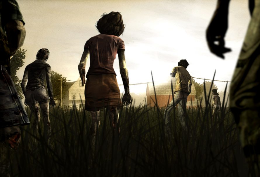 Playstation Plus Subscribers to Get Free Taste of 'The Walking Dead'