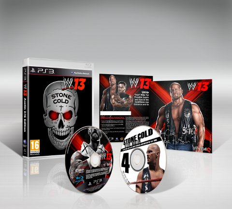 WWE '13 Collector's Edition Detailed