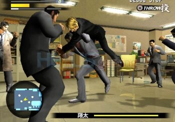 Yakuza 1 & 2 HD is Coming this November in Japan