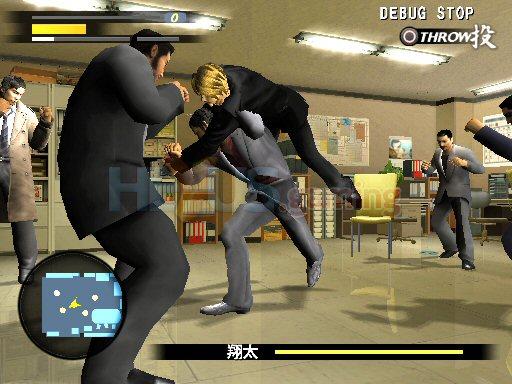 Yakuza 1 & 2 HD is Coming this November in Japan