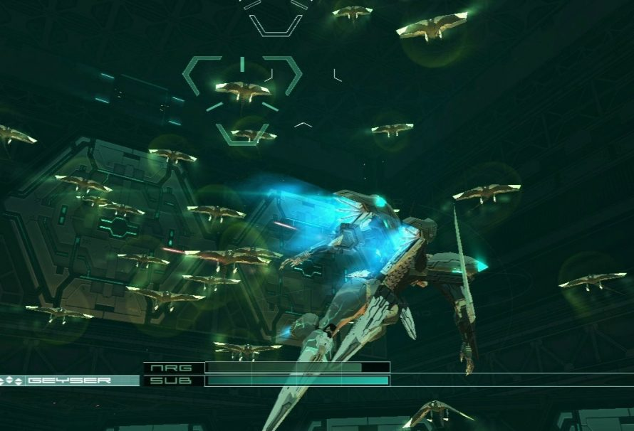 New Zone of the Enders HD Edition Screenshots