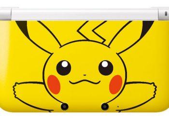 Special Pokemon Branded 3DS XL Releasing In Japan