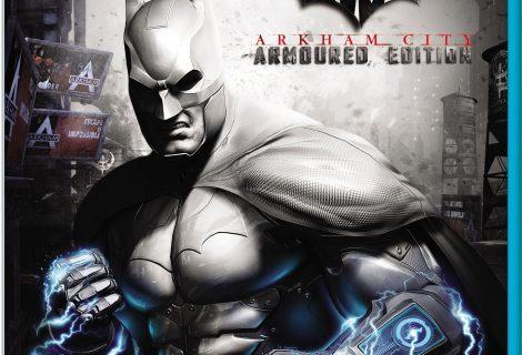 Batman Arkham City: Armoured Edition Box Art Revealed