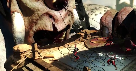 God of War: Ascension Length And Antagonist Revealed