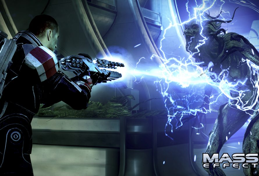 Get new weapons in Mass Effect 3 via the Firefight DLC pack today