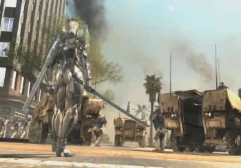 Konami Might Release PC Version Of Metal Gear Rising: Revengeance