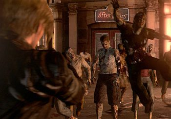 Resident Evil 6 Will Let You Play As A Zombie