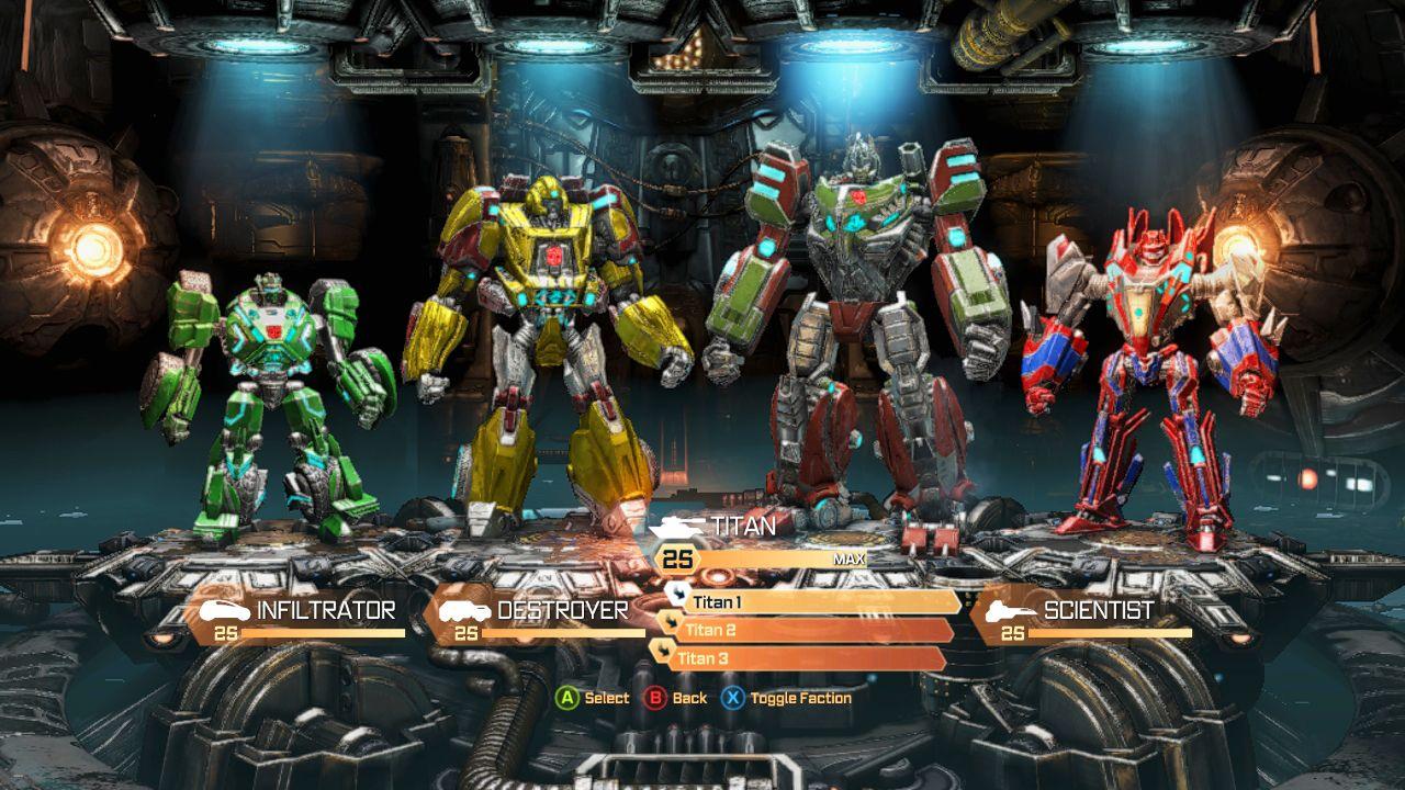 Transformers fall of cybertron – review (xbox 360): gametactics. Com.