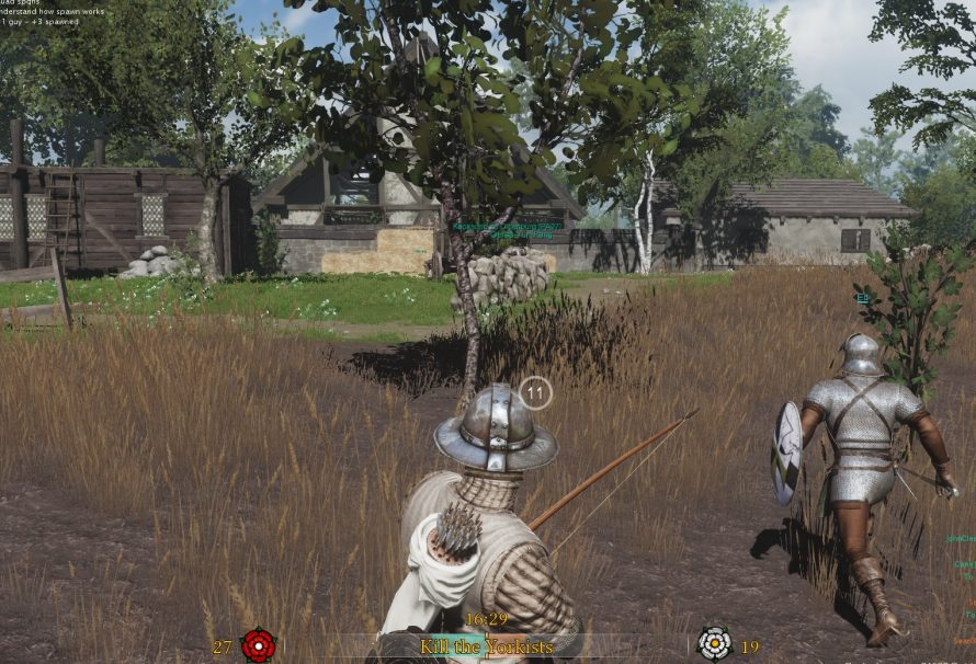 Exclusive Screenshots Of War Of The Roses Preview