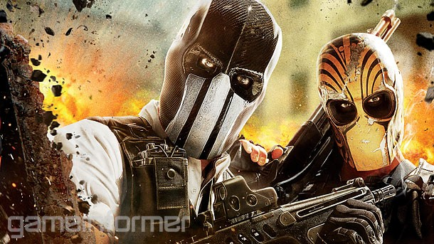 Army of Two: The Devil's Cartel Announced