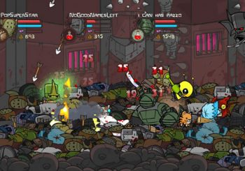 Castle Crashers To Invade Steam... Soon