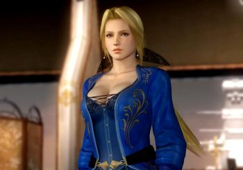 New Dead or Alive 5 Screenshots Reveal Helena And Lisa