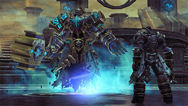 Darksiders II: A Guide to The Crucible - Just Push Start