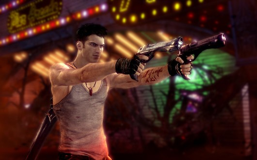New DmC: Devil May Cry Trailer Revealed