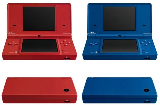 New DSi Colors Coming to US