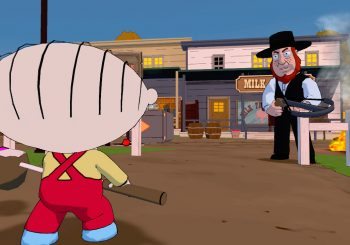 New Family Guy Game Will Not Have Online Multiplayer