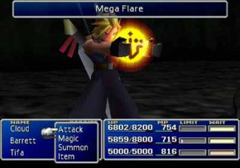 Achievements for Final Fantasy VII (PC) Unveiled